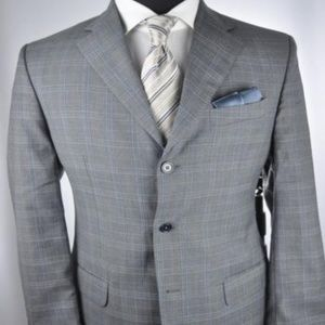 Alfred Dunhill London Italian Fully-Canvassed Suit